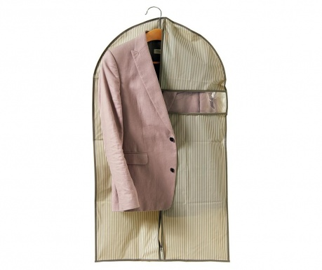 Obal na oblečení Easy Stripes 61x160 cm
