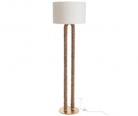 Podlahová lampa Morgan Natural