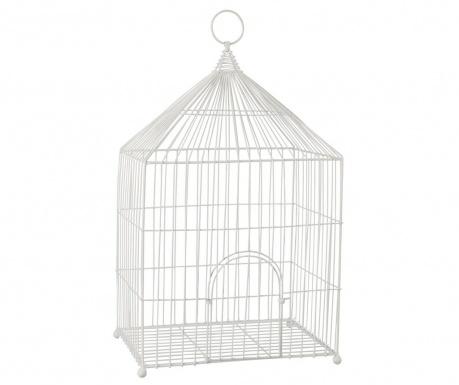 Ukrasna krletka Birdcage White