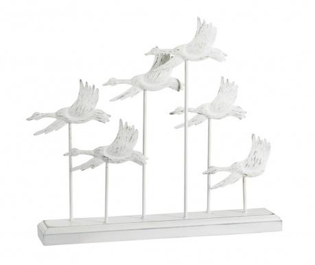 Dekorácia Geese  Antique