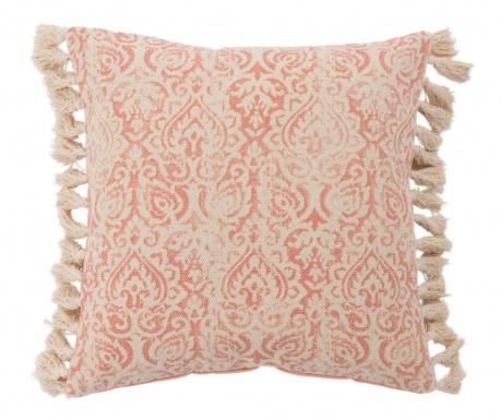Ukrasni jastuk Oriental Orange White