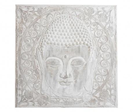 Obraz Buddla Head 100x100 cm
