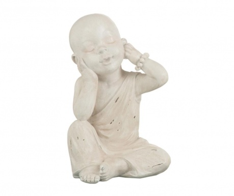 Dekorácia Hear No Evil Monk
