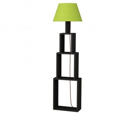 Podlahová lampa Tower  Anthracite Green