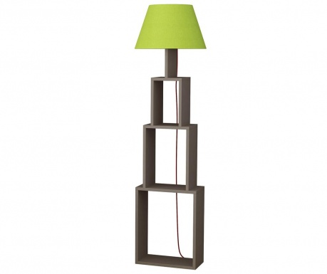 Lampa podłogowa Tower  Light Mocha Green