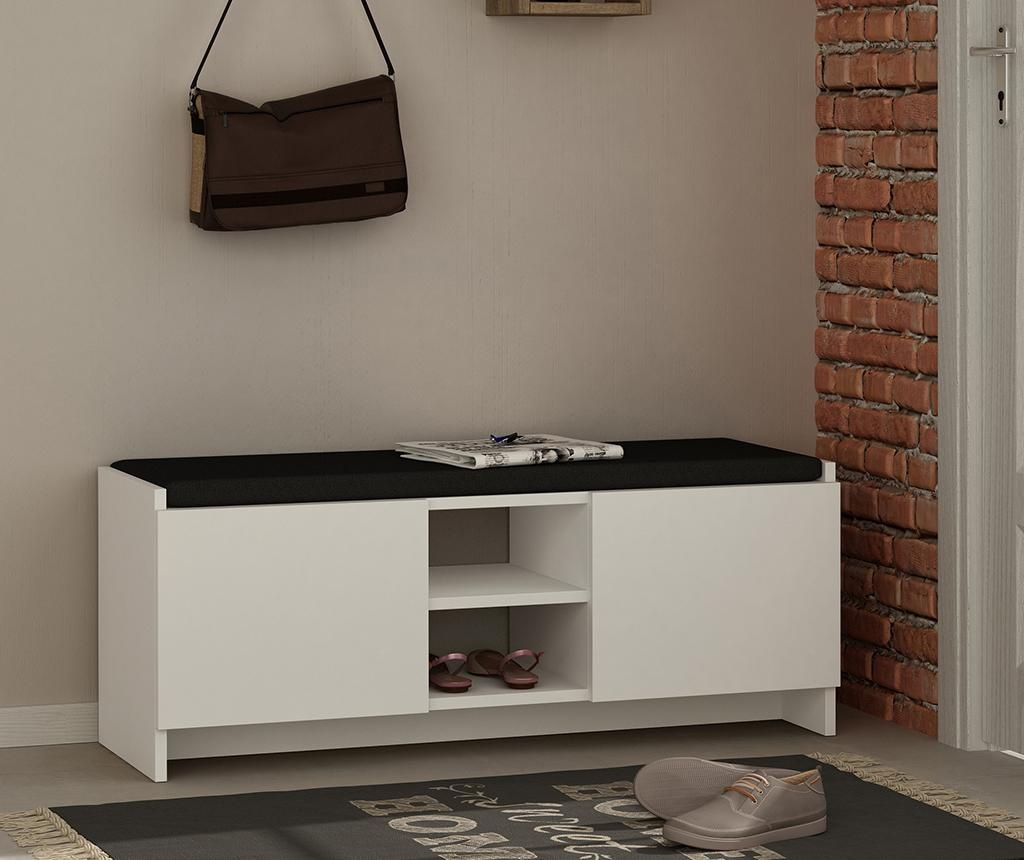 Zulla  White Cipőtartó szekrény