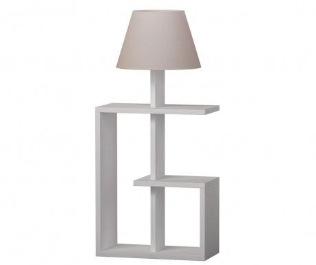 Lampa podłogowa Saly  White