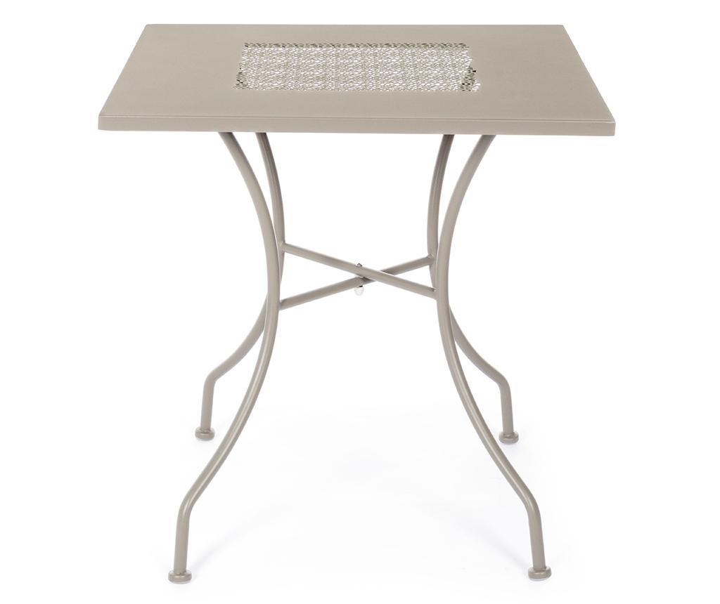 Kayden Taupe Kültéri asztal