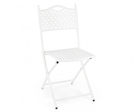 Venkovní skládací židle Jenny White