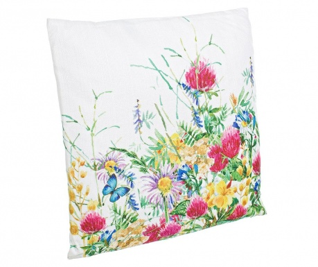 Dekoračný vankúš Wild Flowery 40x40 cm