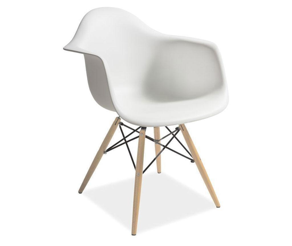 Stolica Delight White