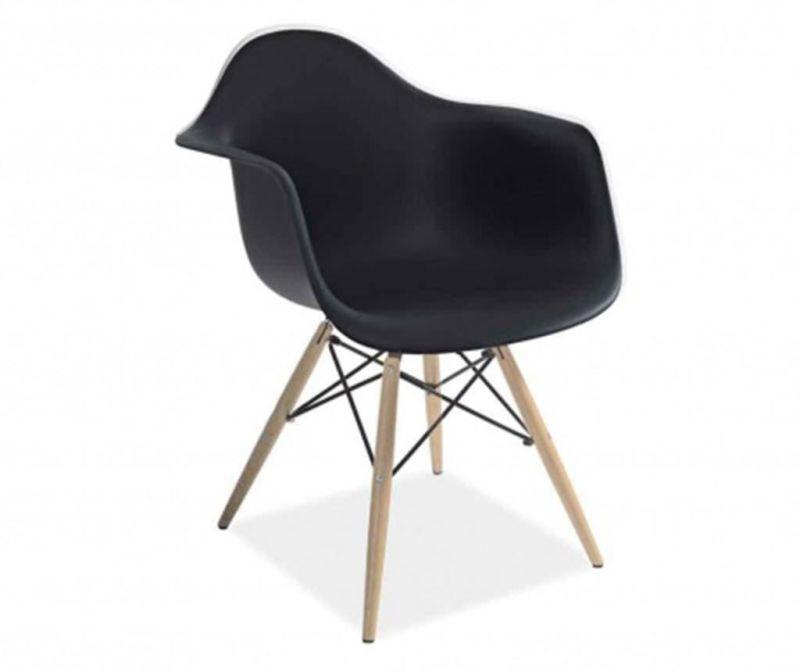 Stolica Delight Black