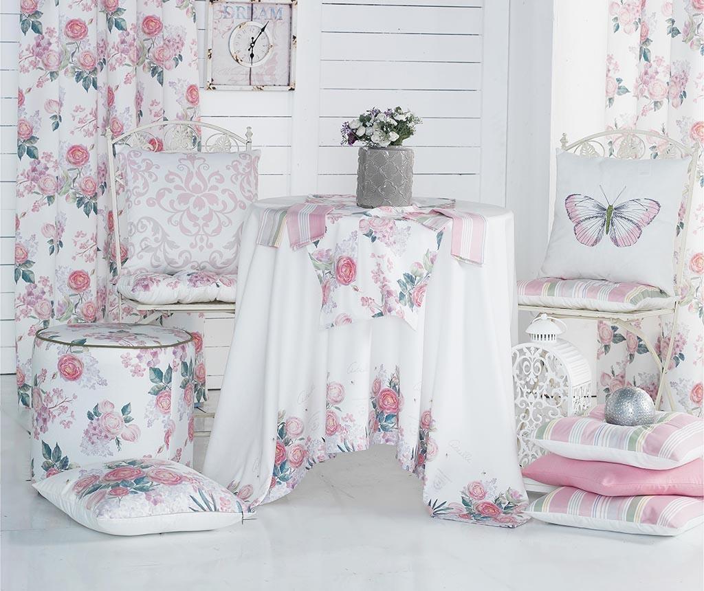 Obliečka na vankúš Summer Roses 43x43 cm