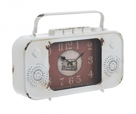 Stolové hodiny Old Radio