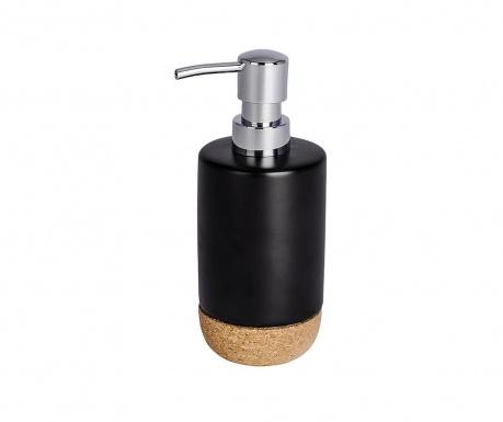 Диспенсър за течен сапун Corc Black 360 мл