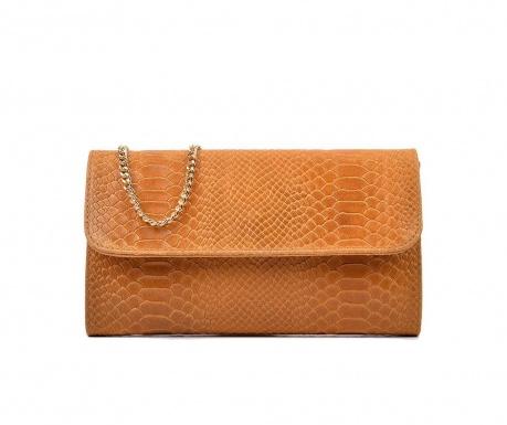 Listová kabelka Ava Cognac