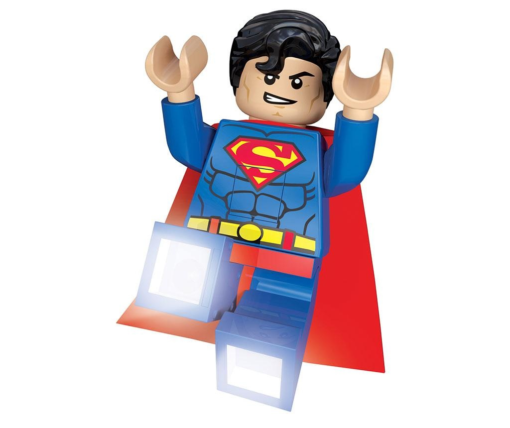 Nočna svetilka Lego DC Superman