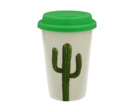 Cestovný hrnček Cactus 380 ml