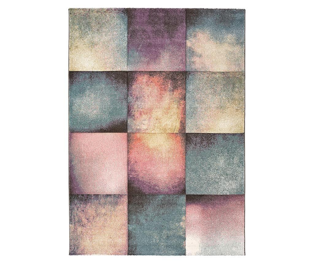Pinky Squares Szőnyeg 160x230 cm