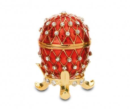 Crown Red Díszdoboz