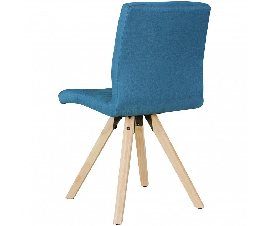 Sada 2 židlí Sola Blue