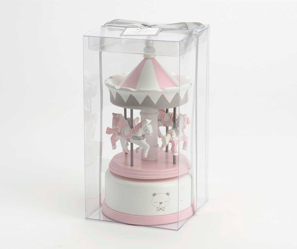 Glazbeni ukras Baby Girl Pink