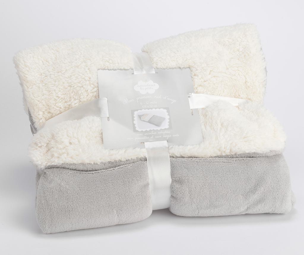 Sac de dormit Cocoon Grey 0-6 luni