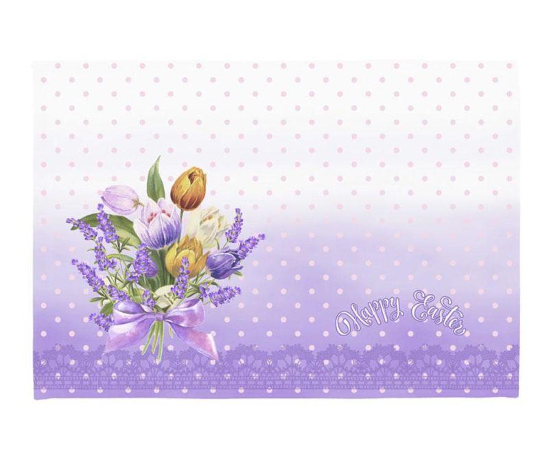 Set 2 podmetača Easter Bouquet 33x45 cm