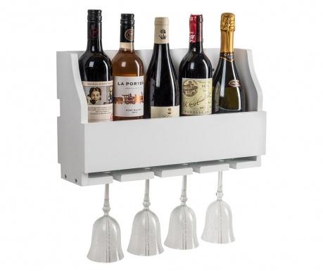 Lewiston White Tartó palackoknak és poharaknak