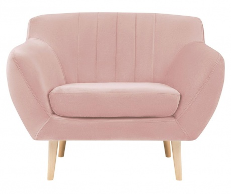 Fotel Sardaigne Flamingo