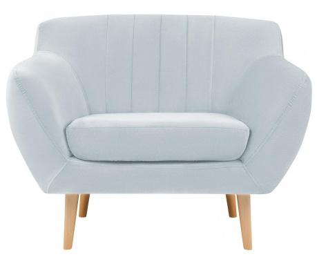 Sardaigne Pastel Blue Fotel