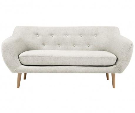 Sicile Light Grey Kétszemélyes kanapé