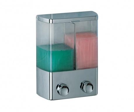 Dávkovač na tekuté mydlo Vlasta Double 800 ml