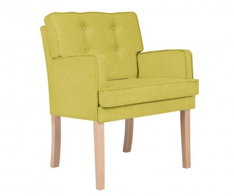 Fotel Mista Yellow