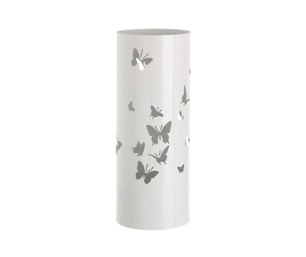 Suport pentru umbrele Butterflies White
