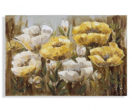Yellow Tullip Festmény 80x120 cm
