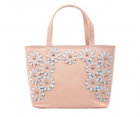 Taška Flora Powder Pink