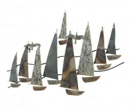 Ships Fali dekoráció