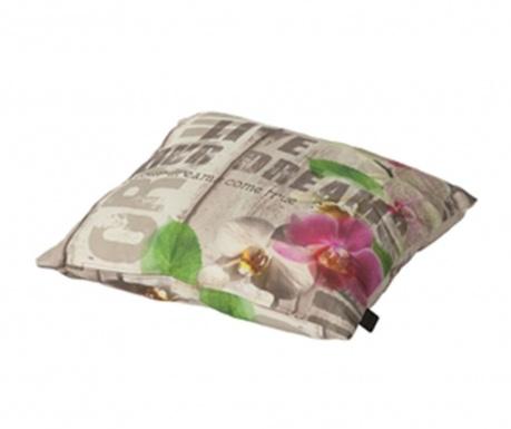 Perna decorativa Orchid Grey 45x45 cm