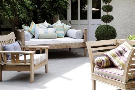 Relaxare în grădină