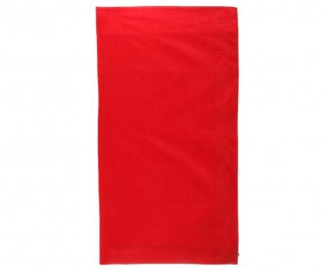 Plážový uterák Casual Red 90x180 cm