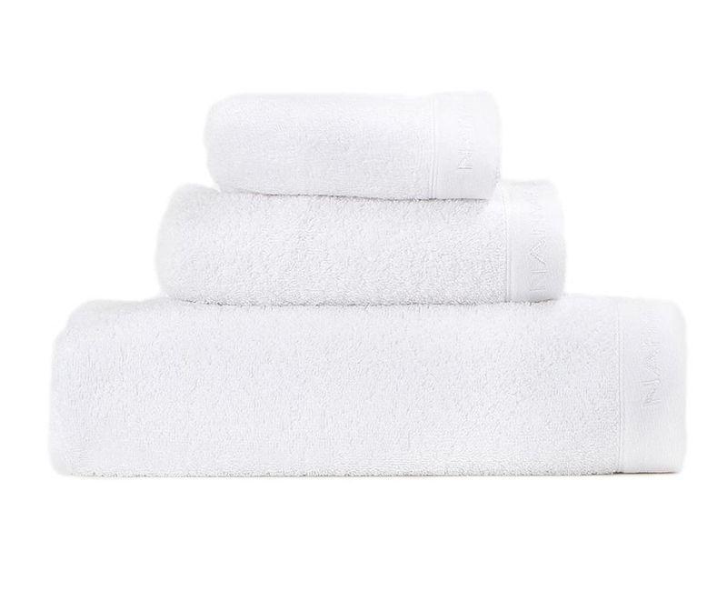Sada 3 ručníků Casual White