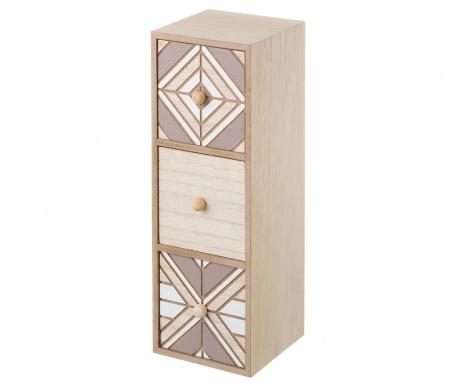 Κουτί με 3 συρτάρια Favin