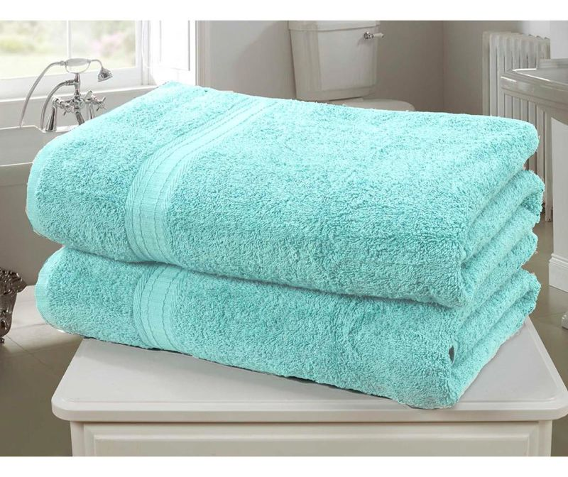 Set 2 kupaonska ručnika Royal Kensington Aqua 90x140 cm