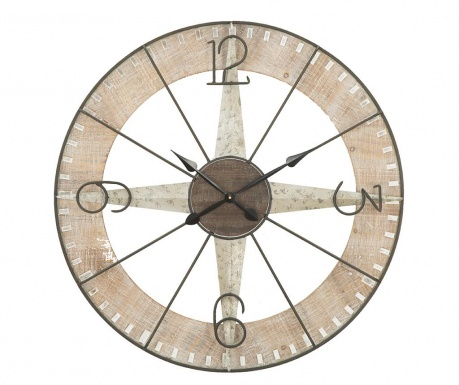 Стенен часовник Wind Rose