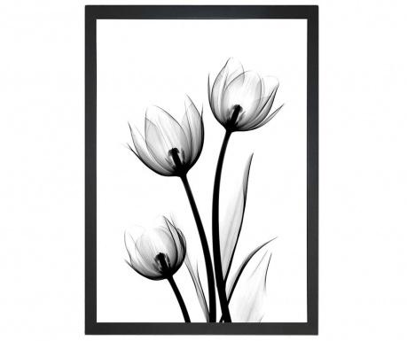 Πίνακας Scented Flowery 24x29 cm