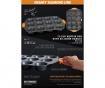 Plech na pečenie 12 muffinov Granit Diamond