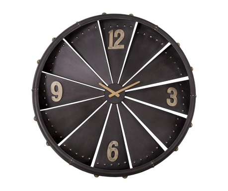 Nástěnné hodiny Reacteur
