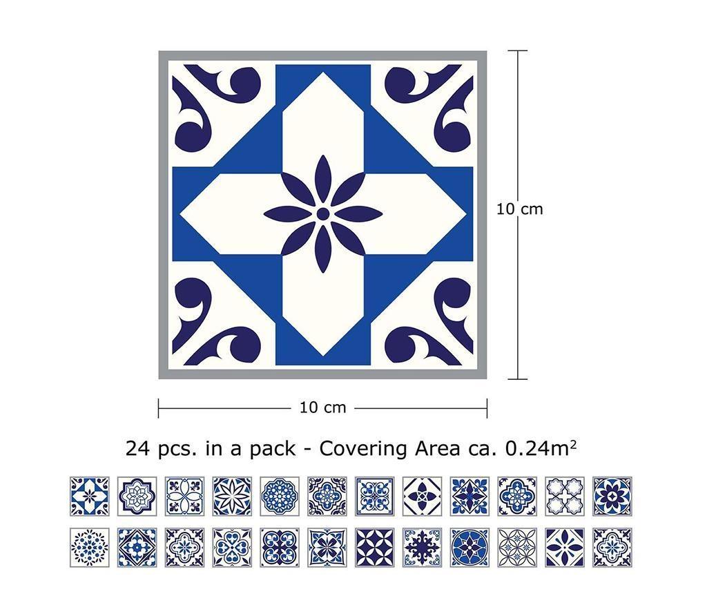 Set 24 stickere Spanish and Moroccan