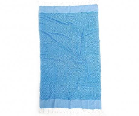 Bahama Blue Pestemal Fürdőszobai törölköző 90x170 cm